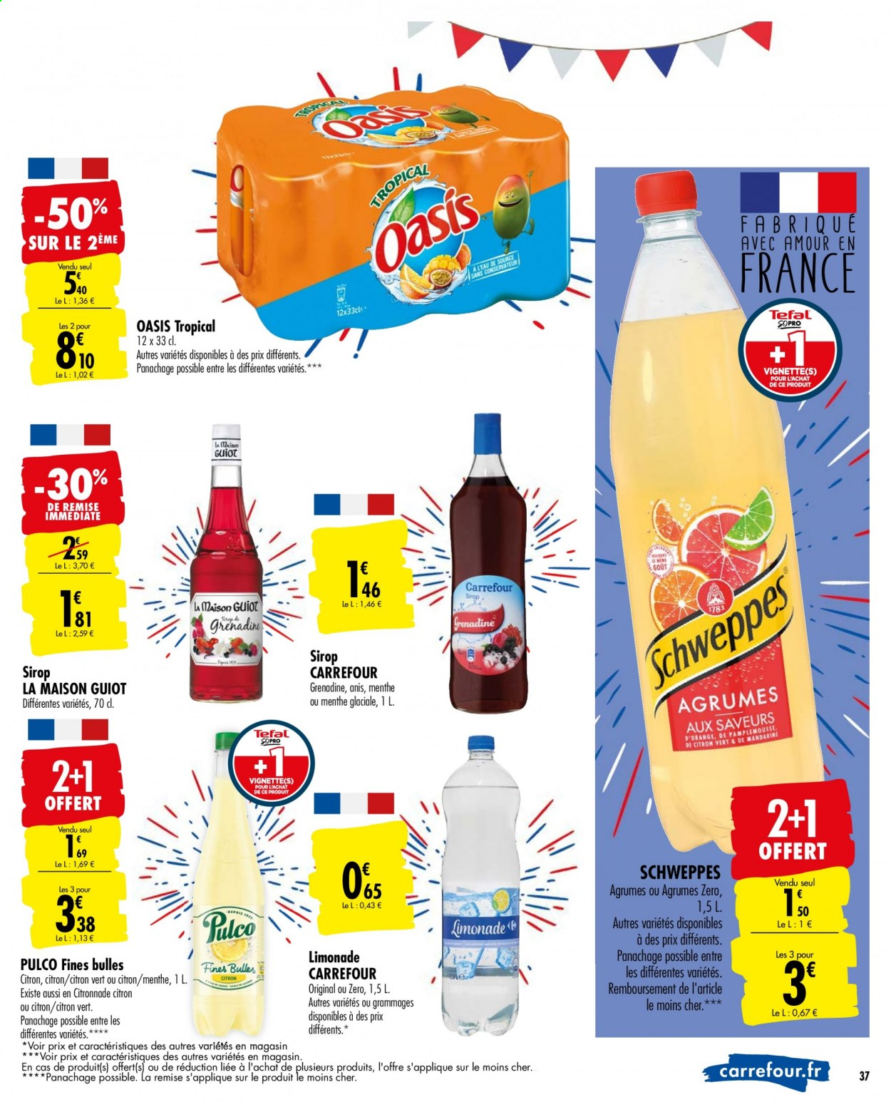 Catalogue Carrefour - 09.06.2020 - 22.06.2020. Page 37.