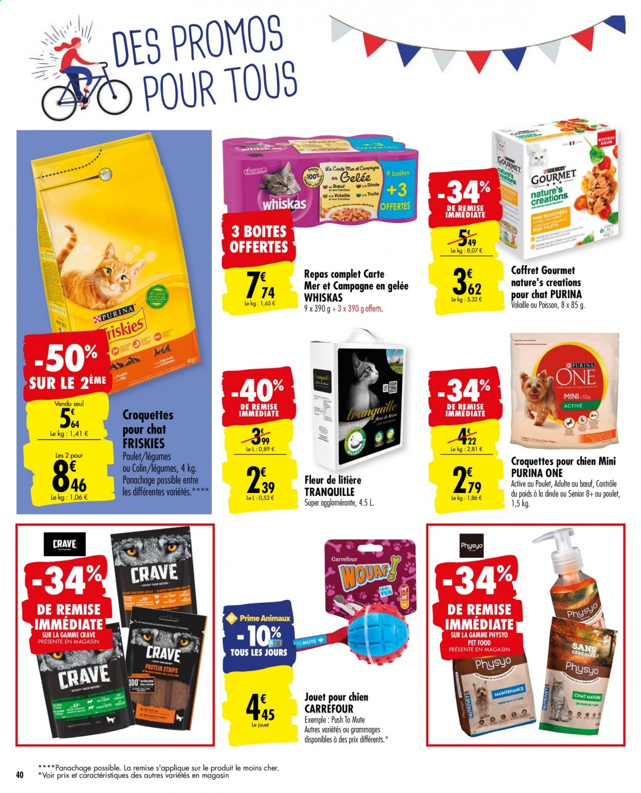 Catalogue Carrefour - 09.06.2020 - 22.06.2020. Page 40.