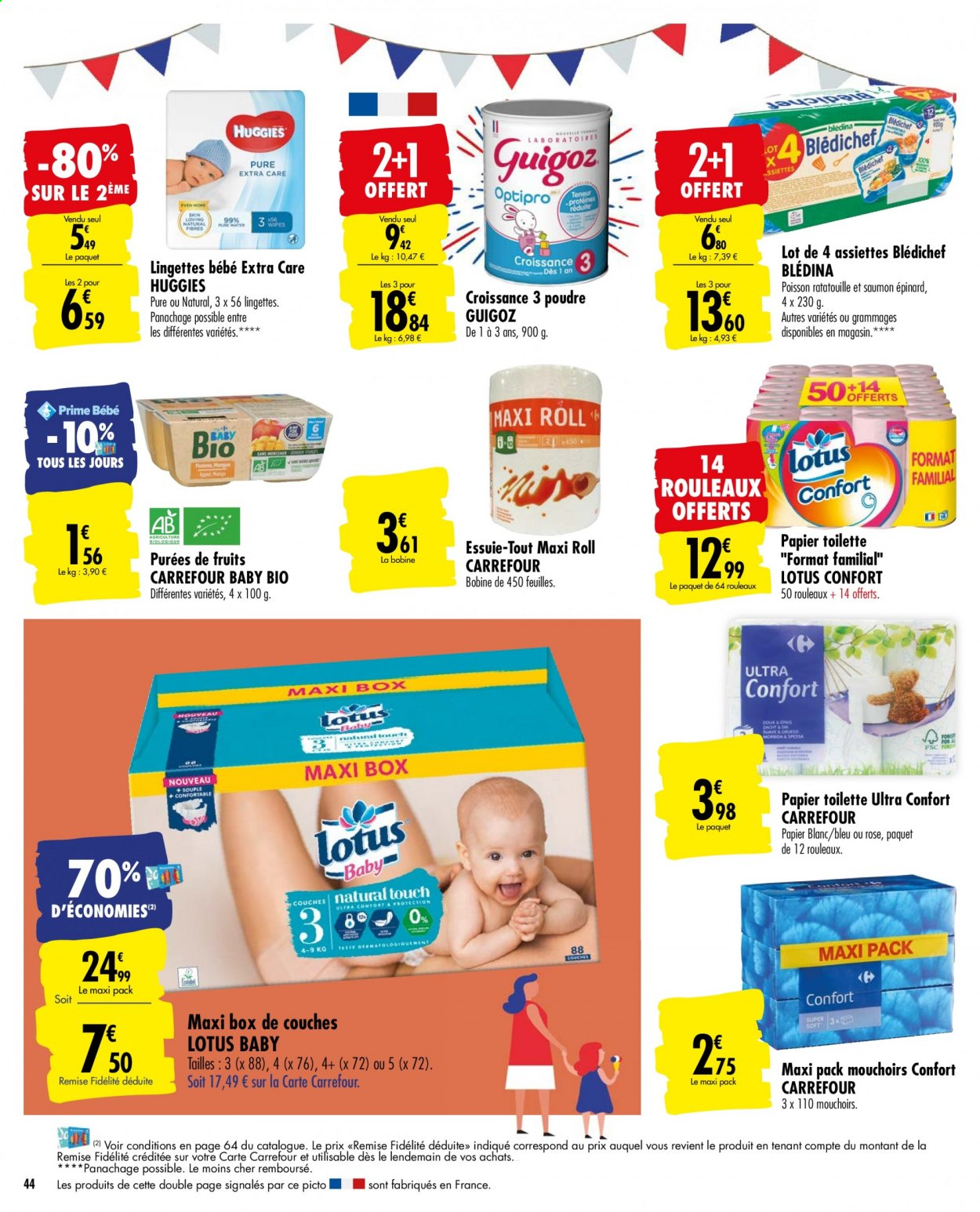 Catalogue Carrefour - 09.06.2020 - 22.06.2020. Page 44.