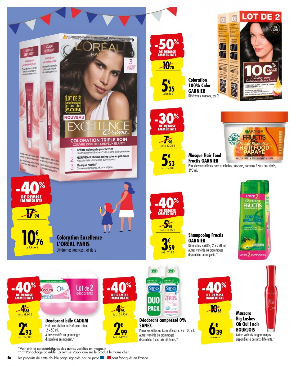 Catalogue Carrefour - 09.06.2020 - 22.06.2020. Page 46.