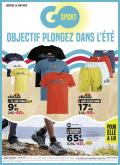 Catalogue Go Sport - 03.06.2020 - 15.06.2020.