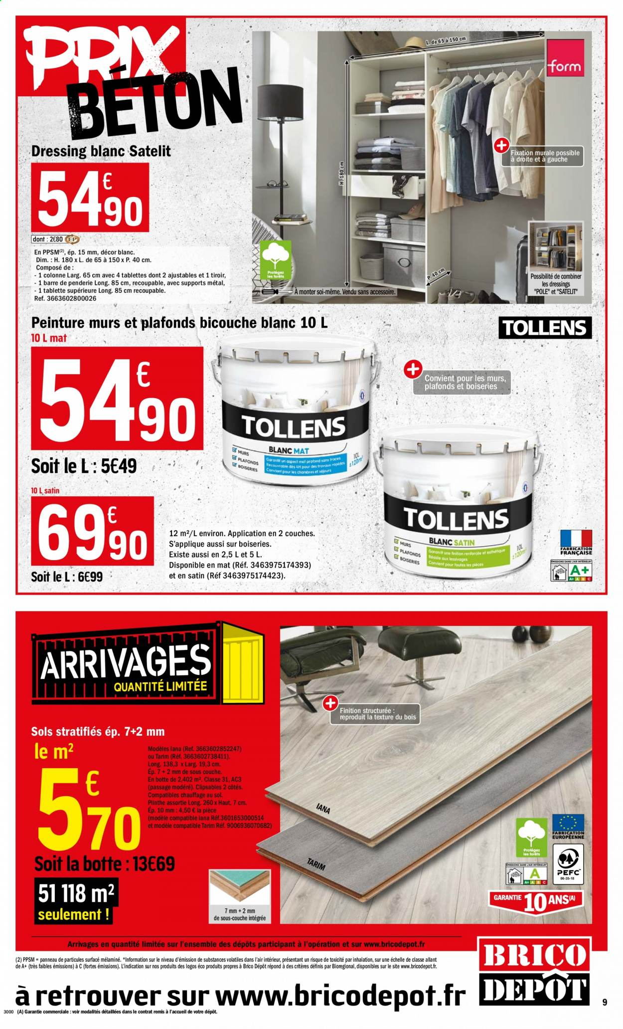 Catalogue Brico Depot 19 06 2020 09 07 2020 Page 9 Vos Promos