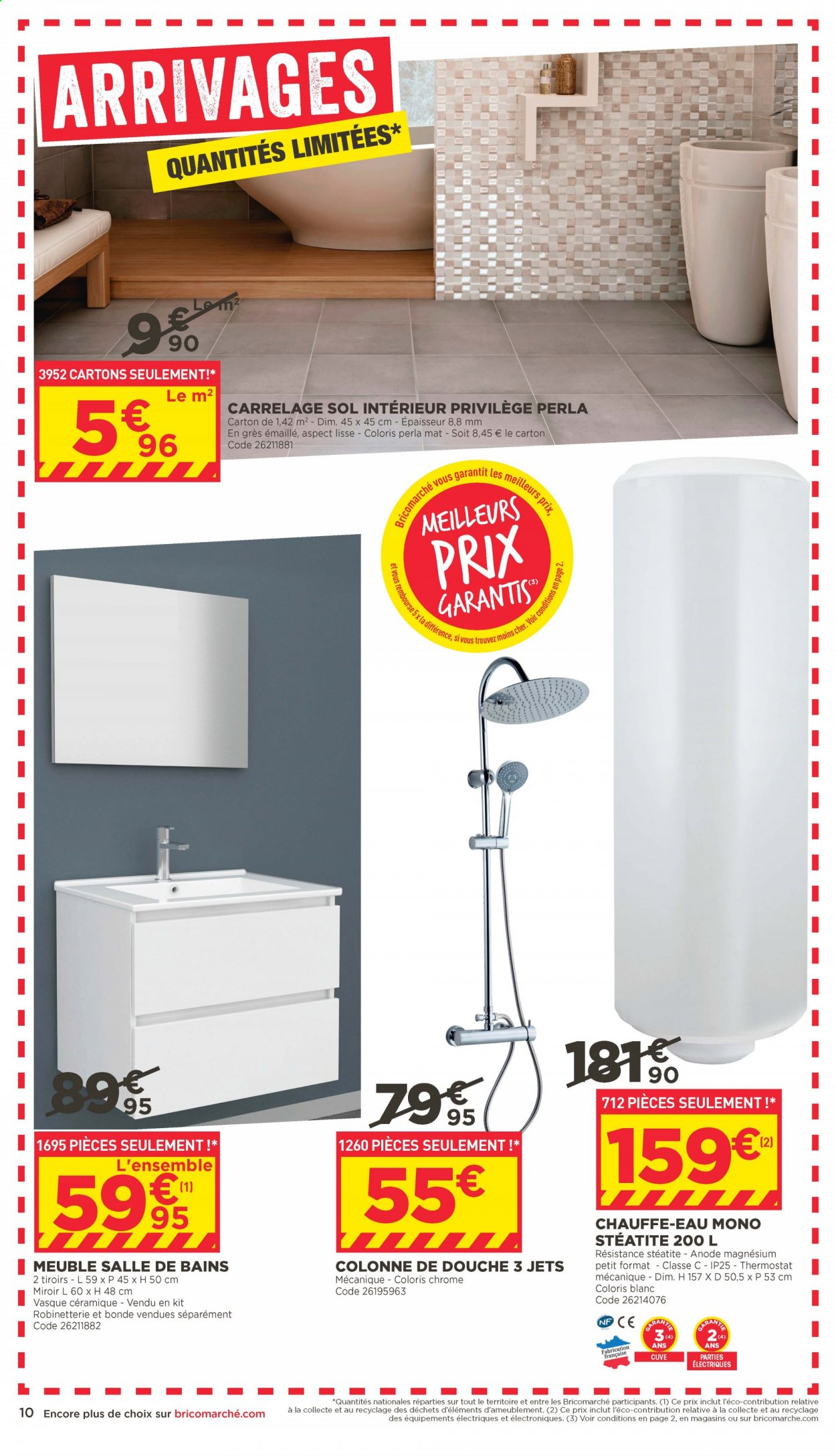 Catalogue Bricomarche 17 06 2020 27 06 2020 Page 10 Vos Promos