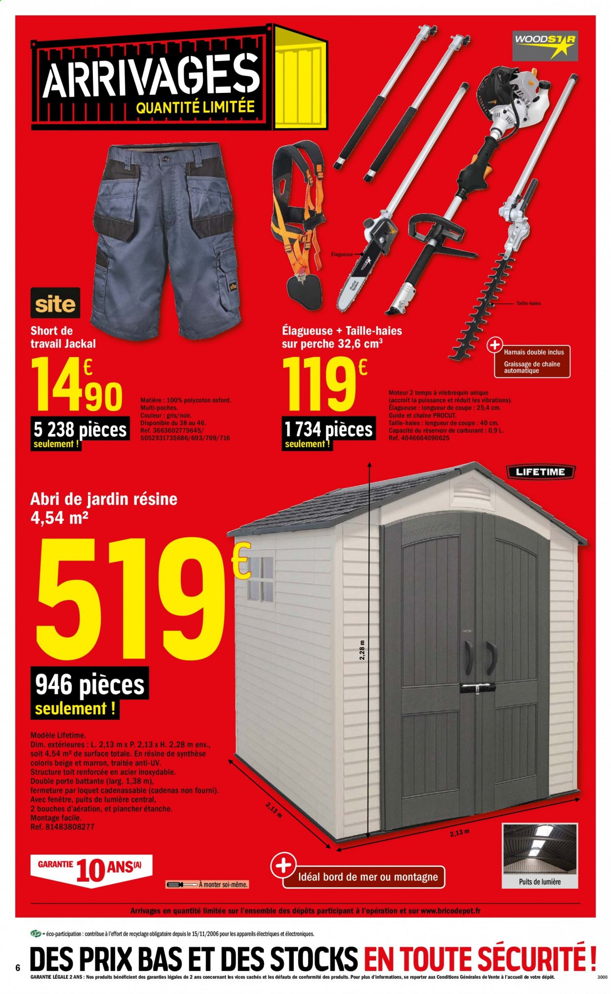 Catalogue Brico Depot 24 07 2020 06 08 2020 Page 6 Vos Promos