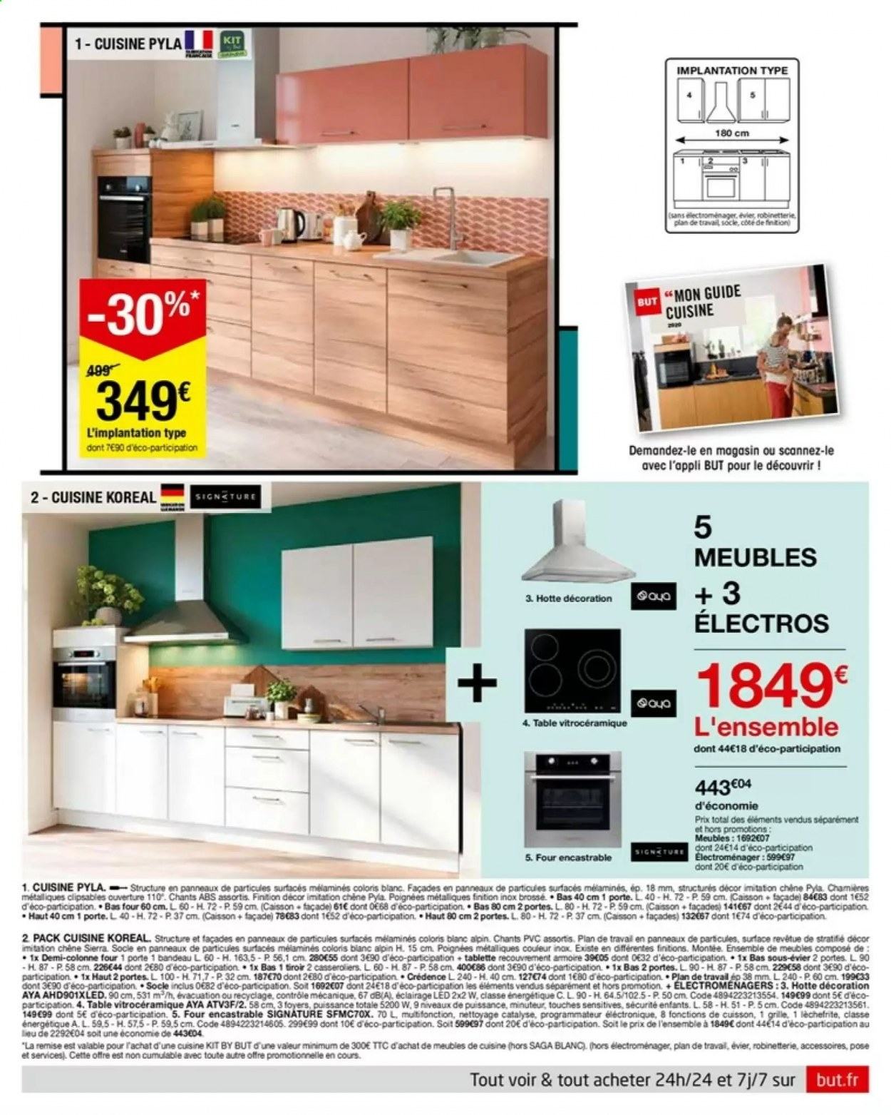 Catalogue BUT 13.13.13 - 13.13.13 - page 13  Vos Promos