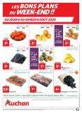 Catalogue Auchan - 06.08.2020 - 08.08.2020.