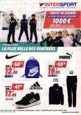 Catalogue INTERSPORT - 03.08.2020 - 30.08.2020.