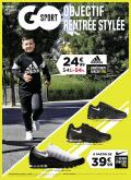 Catalogue Go Sport - 12.08.2020 - 24.08.2020.