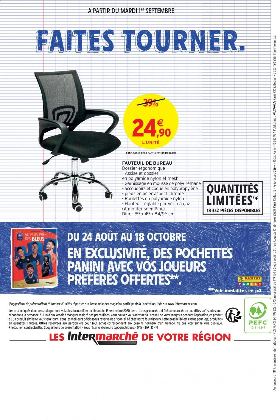 Catalogue Intermarche 01 09 2020 13 09 2020 Page 64 Vos Promos