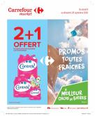 Catalogue Carrefour Market - 08.09.2020 - 20.09.2020.