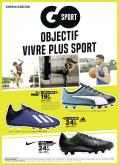 Catalogue Go Sport - 26.08.2020 - 21.09.2020.