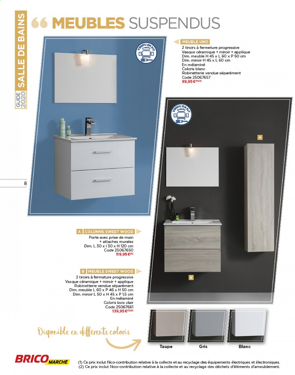 Catalogue Bricomarche 14 09 2020 04 10 2020 Page 8 Vos Promos
