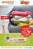 Catalogue Migros France - 22.09.2020 - 27.09.2020.