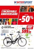 Catalogue INTERSPORT - 30.09.2020 - 11.10.2020.