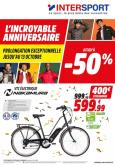 Catalogue INTERSPORT - 28.09.2020 - 13.10.2020.