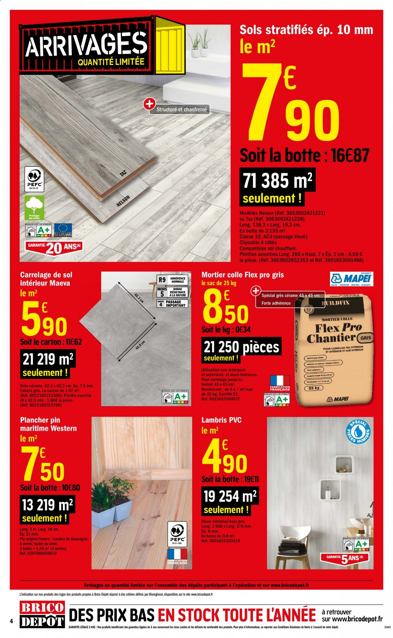 Catalogue Brico Depot 16 10 2020 29 10 2020 Page 4 Vos Promos