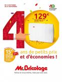 Catalogue Mr. Bricolage - 14.10.2020 - 01.11.2020.