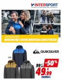 Catalogue INTERSPORT - 26.10.2020 - 08.11.2020.