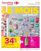 Catalogue Carrefour Market - 02.11.2020 - 15.11.2020.