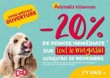 Catalogue Animalis - 02.11.2020 - 30.11.2020.