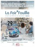 Catalogue La Foir'Fouille - 03.11.2020 - 24.12.2020.