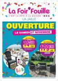 Catalogue La Foir'Fouille - 07.11.2020 - 15.11.2020.
