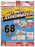 Catalogue Casino Supermarchés - 09.11.2020 - 22.11.2020.