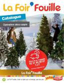 Catalogue La Foir'Fouille - 17.11.2020 - 07.12.2020.