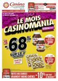 Catalogue Casino Supermarchés - 23.11.2020 - 06.12.2020.