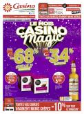 Catalogue Casino Supermarchés - 30.11.2020 - 13.12.2020.