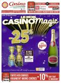 Catalogue Casino Supermarchés - 07.12.2020 - 20.12.2020.