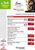 Catalogue Promocash - 22.12.2020 - 31.12.2020.