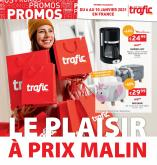 Catalogue Trafic - 06.01.2021 - 10.01.2021.
