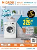 Catalogue Migros France - 05.01.2021 - 24.01.2021.