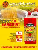 Catalogue CocciMarket - 06.01.2021 - 17.01.2021.