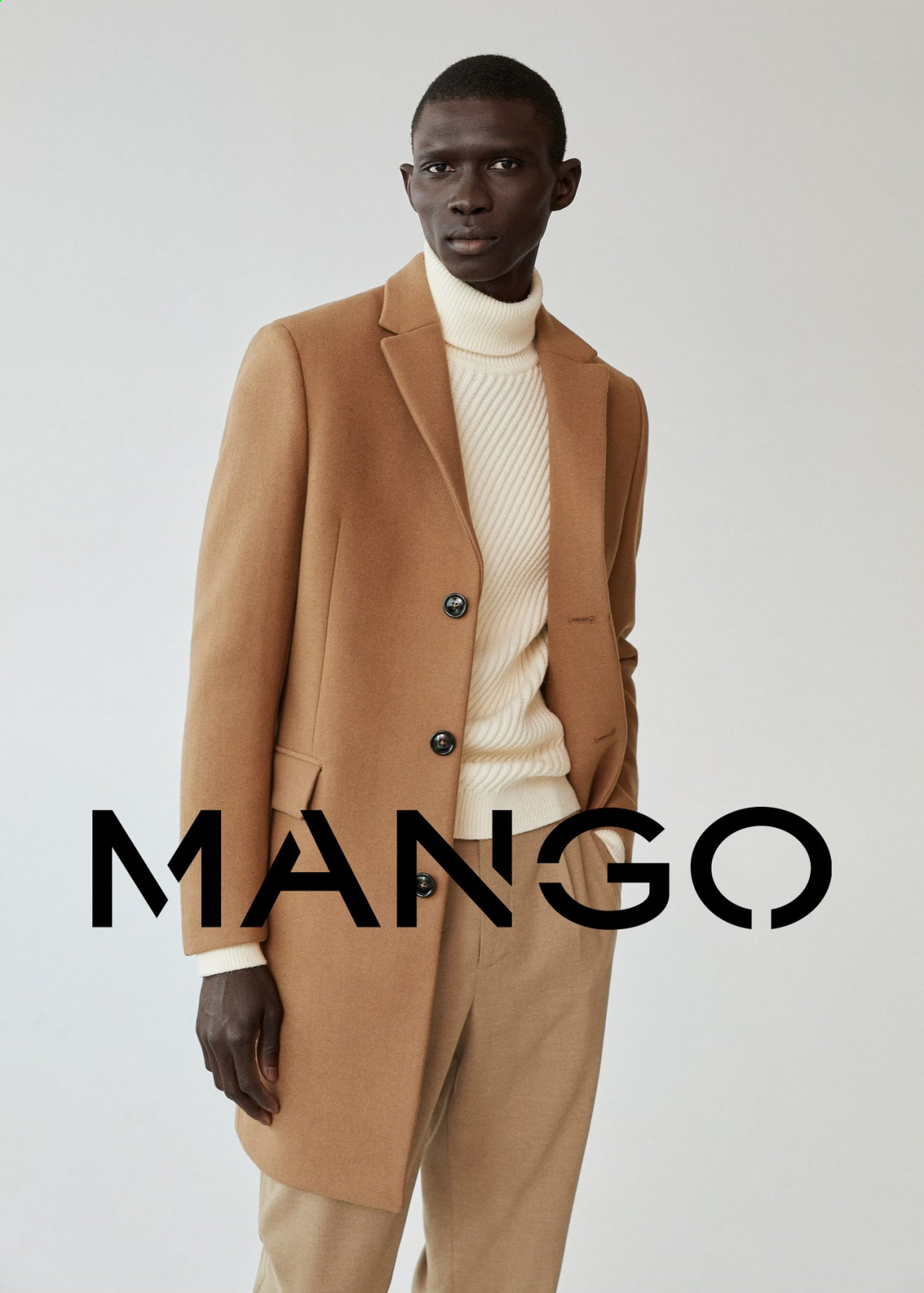 Catalogue MANGO. Page 1.