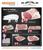 Catalogue Migros France - 19.01.2021 - 31.01.2021.