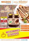 Catalogue Migros France - 26.01.2021 - 31.01.2021.