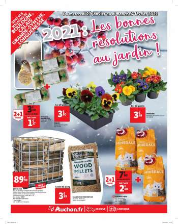 Catalogue Auchan - 27.01.2021 - 07.02.2021.