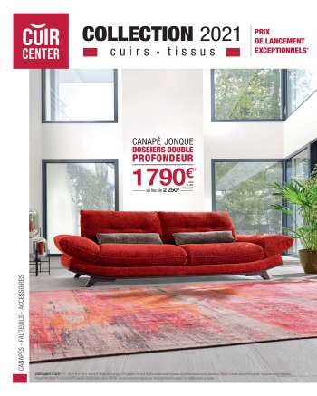 Catalogue Cuir Center
