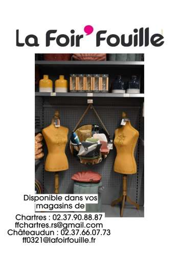 Catalogue La Foir'Fouille - 09.02.2021 - 01.03.2021.