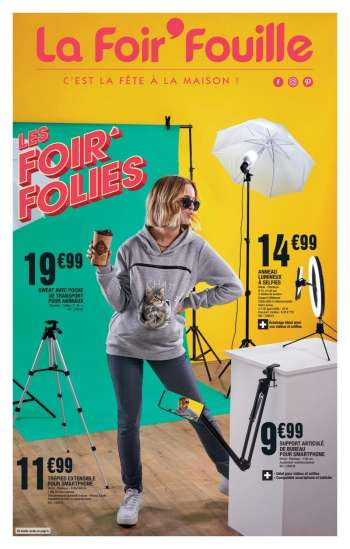 Catalogue La Foir'Fouille - 09.02.2021 - 13.03.2021.