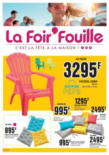 Catalogue La Foir'Fouille - 12.02.2021 - 04.03.2021.