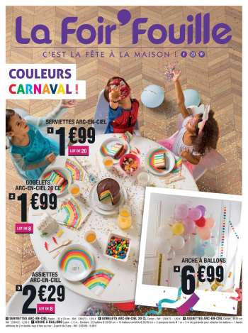 Catalogue La Foir'Fouille - 15.02.2021 - 07.03.2021.