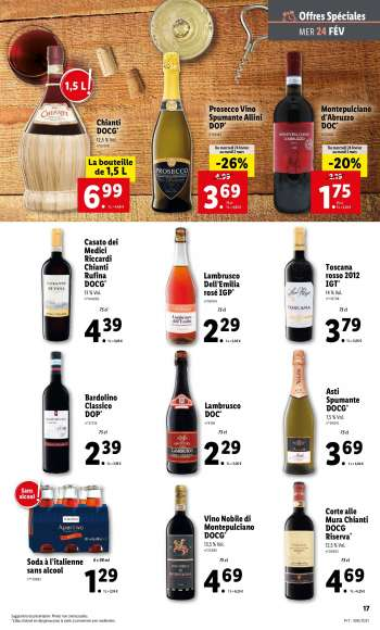 Catalogue Lidl - 24.02.2021 - 02.03.2021.