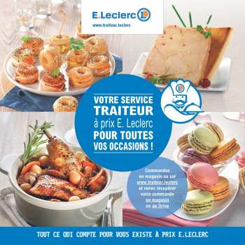 Catalogue E.Leclerc - 09.03.2021 - 20.11.2021.