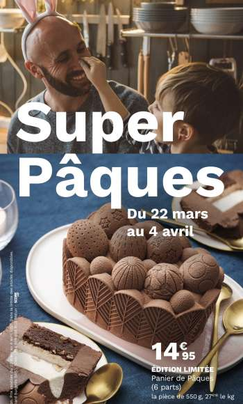 Catalogue Picard - 22.03.2021 - 04.04.2021.