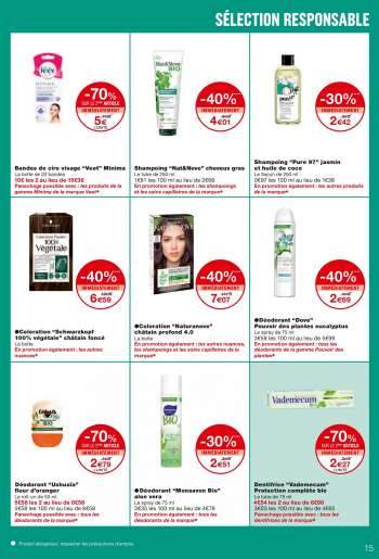 Catalogue Monoprix - 07.04.2021 - 18.04.2021.