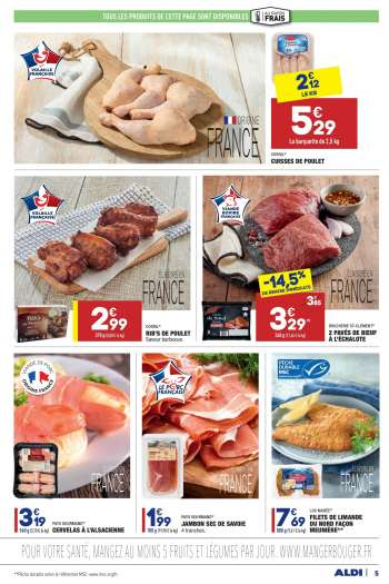 Catalogue ALDI - 06.04.2021 - 12.04.2021.