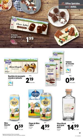 Catalogue Lidl - 07.04.2021 - 13.04.2021.